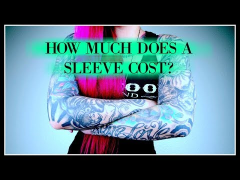 How Much Does A Sleeve Cost