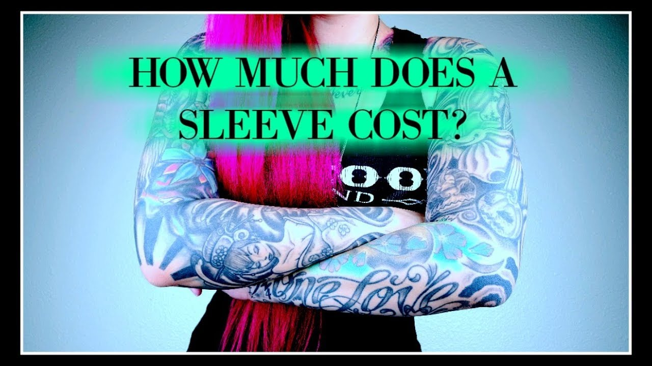 How much does a sleeve cost? - YouTube
