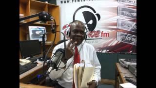 VOL.1 PNM GLADIATOR LIVE ON POWER 102FM JUNE 18TH 2015