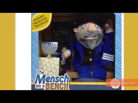 'Mensch on a Bench' Sold As the Jewish Alternative to 'Elf on the Shelf'