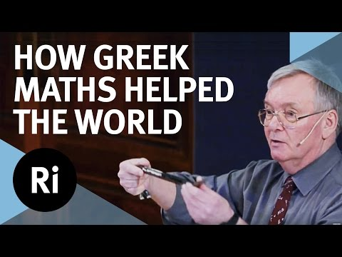 How Greek Maths Changed the World