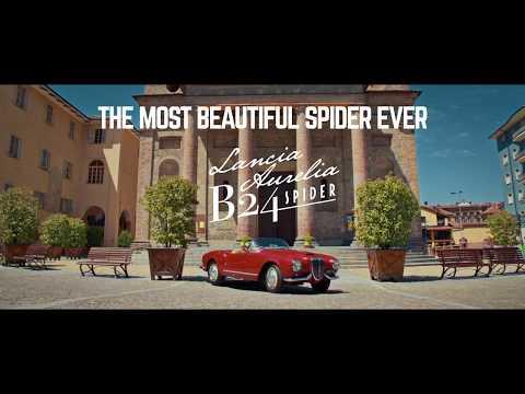 Lancia Aurelia B24 – An Icon Of Elegance And Sportiness