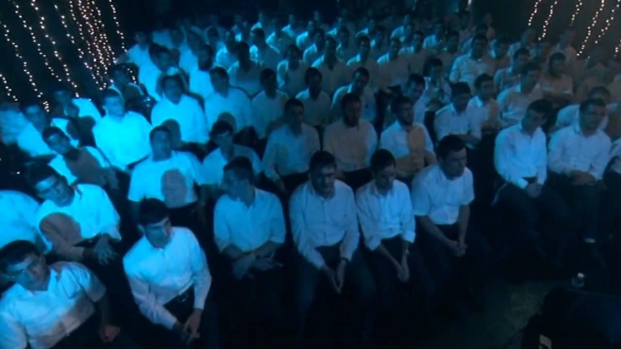 קומזינג: המנגנים & חיים קירשנבוים - מחרוזת חב''ד | Hamenagnim Kumzing: Chabad Medley
