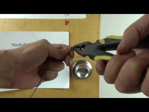 小技巧轻松破解球形锁,喇叭锁 ,房间锁