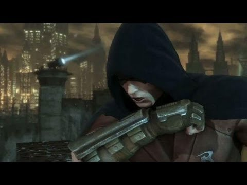 batman arkham city trailer - photo #19