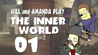 Let's Play The Inner World part 1 - Follow That Bird!