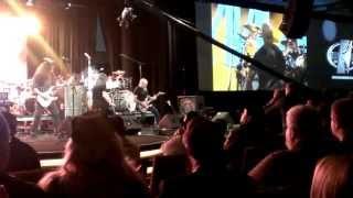 Tama 40th Anniversary NAMM - Charlie Benante