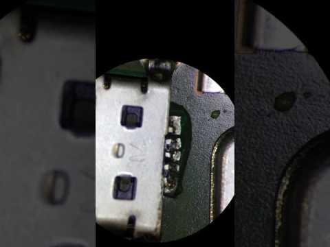 Motorola Droid Turbo 2 Charging port repair.