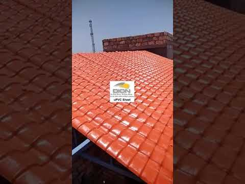 dion-upvc-classic-tile-roof-sheet