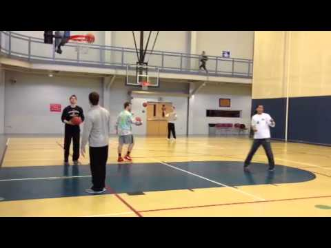 Basketball lesson