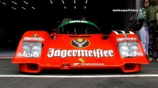 Group-C Racing - Porsche 962C vs. Sauber C9
