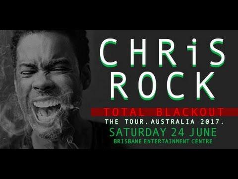CHRIS ROCK: Total Blackout Tour 2017