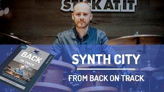Synth City   Back on Track   Tim Senior
