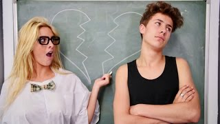 Repeat youtube video HIGH SCHOOL CRUSH | Lele Pons, Juanpa Zurita & Loren Gray