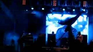 Turbonegro - Ride With Us - Live @ Qstock 2007