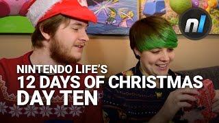 Nintendo Life's 12 Days of Christmas | Day Ten (10/12)
