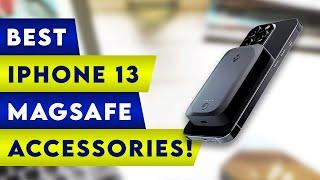 5 Best IPhone 13 / Pro / Max / Mini MagSafe Accessories 2021!