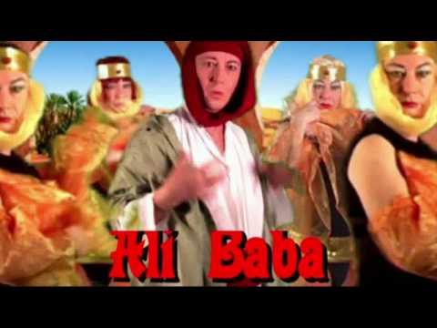 Bézu - Ali baba (parodie)