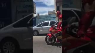 Homem de ferro em VR Rio de Janeiro