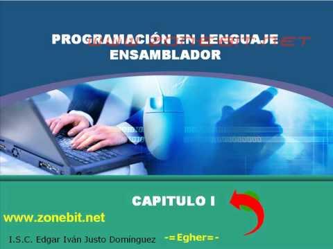 Curso lenguaje Ensamblador / Assembler