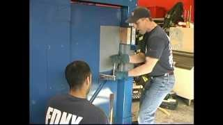 #3 - Forcing Inward Opening Doors: Mike Perrone Forcible Entry Training