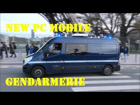 Gendarmerie Nationale Nouveau PC Mobile