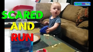 Baby's First Word, Fighting, Get Scared and Chewing Compilation 2017 Funny Babies Video Clips