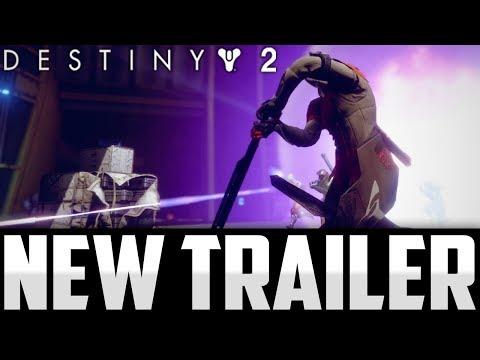 Destiny 2: NEW TRAILER - PC BETA - NEW SWORD & MORE!
