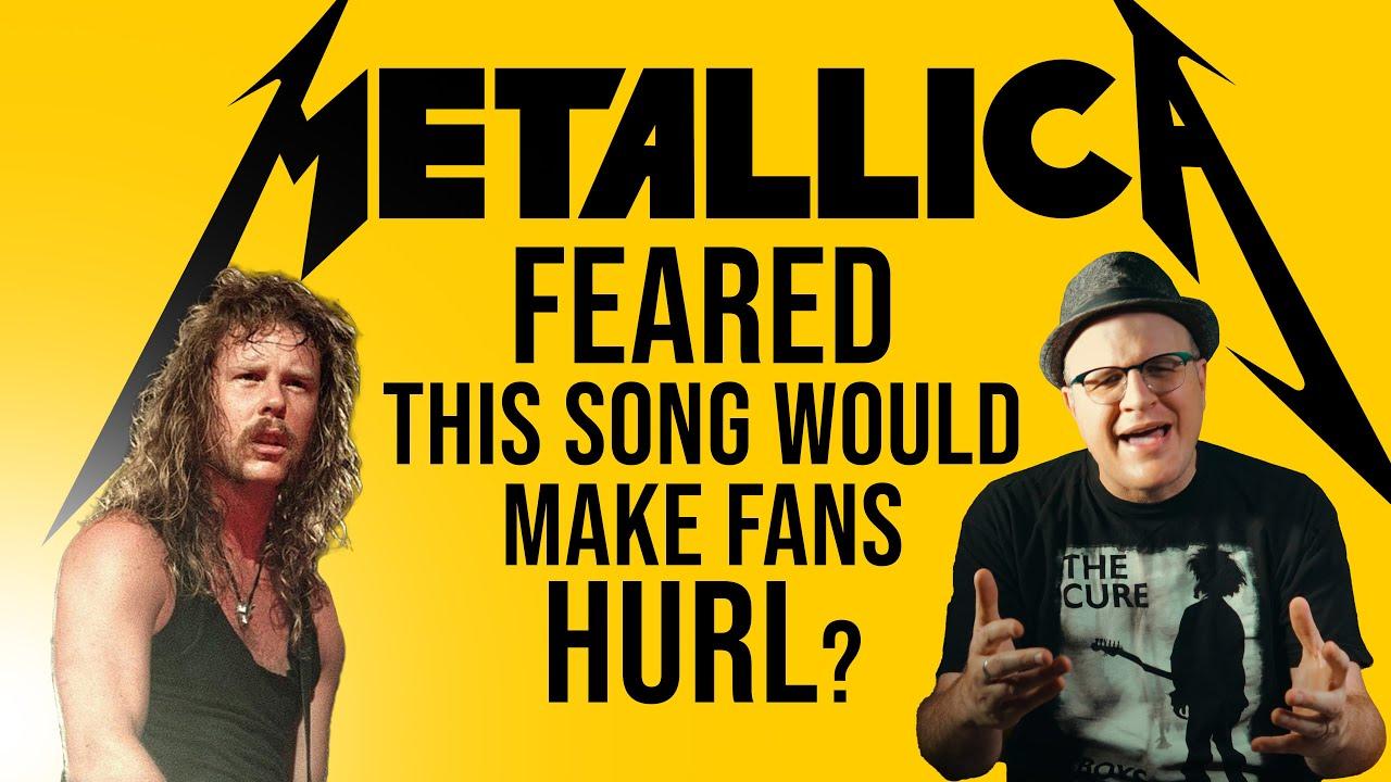 Metallica's BIGGEST 90s Hit Was Also Their Biggest RISK? | Professor of Rock