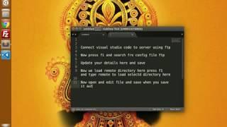Add FTP/SFTP in Visual Studio Code - TrinityTuts Mp3