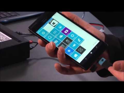 Windows 10 Mobile : USB OTG Support