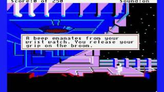 Space Quest 2 music and sound on the Apple IIgs, part 1