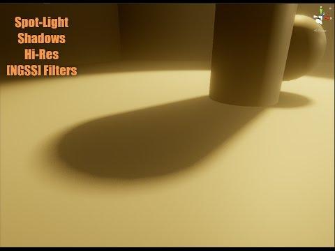 Next Gen Soft Shadows for Unity