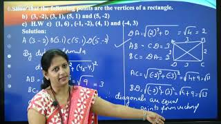I PUC | Basic maths | Co-ordinate geometry-04
