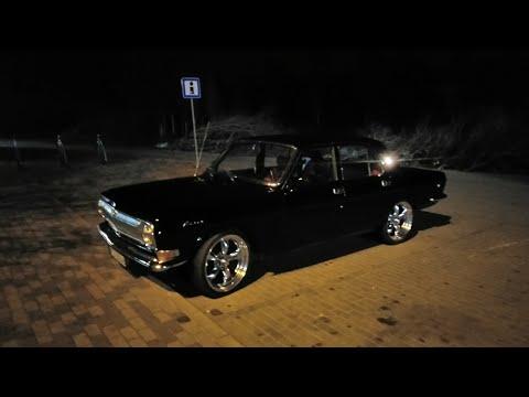 Black Friday, Black Volga V8!!! Мой первый монтаж ролика!!! Пятница, прогулка моей Волги V8!!!