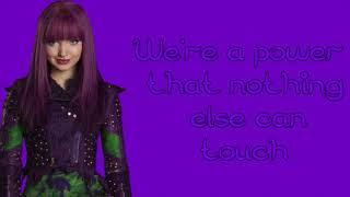 Better together lyrics ~ Dove Cameron and Sofia Carson