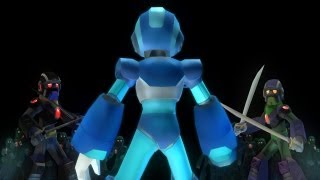 Megaman X Fanimation by Shane Newville