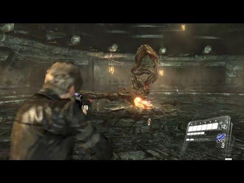 Resident Evil 6 - Phần 2: Boss gì mà ngon hơn cả vũ nữ