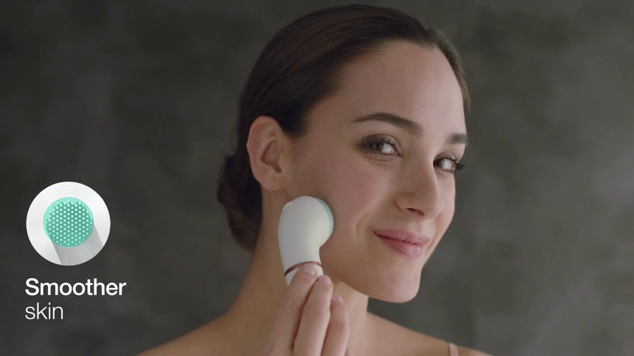 Braun Face Spa Pro