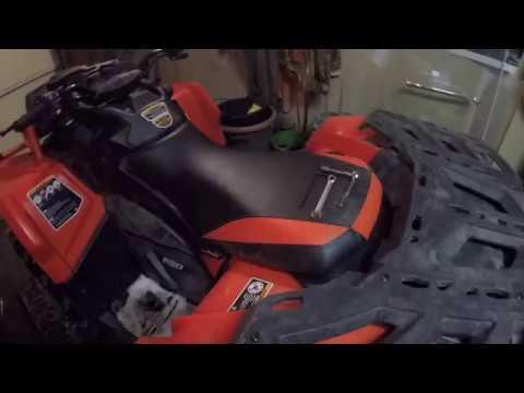 Installing Cecco Racing Steering Stem On 850 Xmr