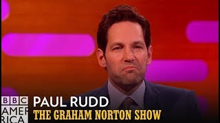 Baixar Paul Rudd's Absolutely Awful Double Date | The Graham Norton Show | BBC America