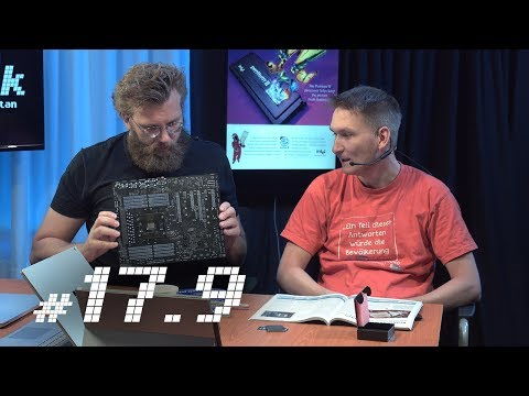 c't uplink 17.9: Frühgeburt Intel Core X, Microsoft Surface Laptop und Software-Container mit Docker