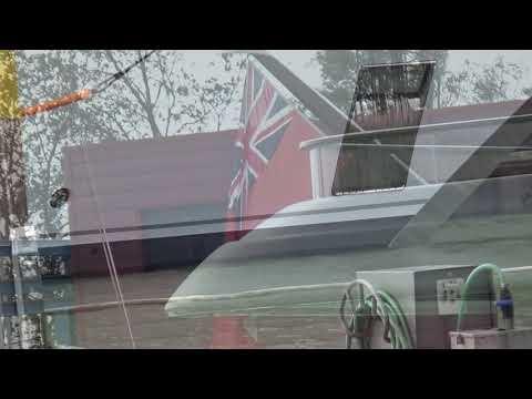 Faith super yacht Makkum