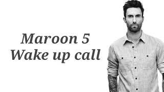 maroon-5---wake-up-call