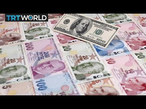 Turkish Lira Falls More Than 1% Against US Dollar | Money Talks
