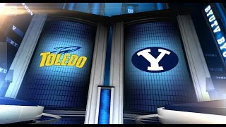 BYU vs Toledo Highlights | September 30, 2016