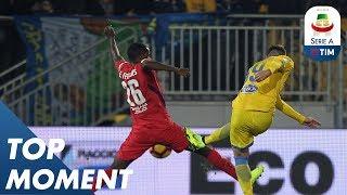 Pinamonti Late Goal Makes It A Draw   Frosinone 1-1 Fiorentina   Top Moment   Serie A