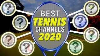 the BEST tennis channels of 2020 screenshot 1