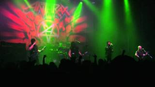 SETLIST - Earth on Hell , Fight 'Em 'Til You Can't (Both from Worsh...