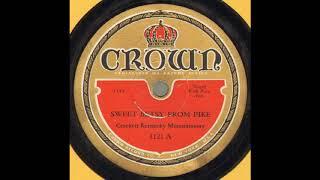Crockett Kentucky Mountaineers-Sweet Betsy From Pike